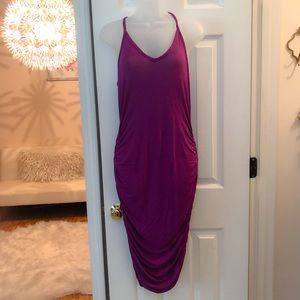 Venus Cotton Racerback Dress